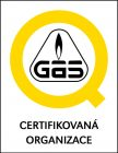 GAS značka