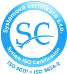 ISO 9001+ 3834-2
